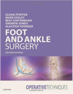 Operative Techniques: Foot and Ankle Surgery, 2ED