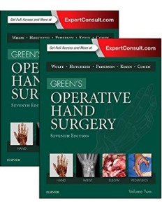 Green's Operative Hand Surgery 2Vols, 7ED