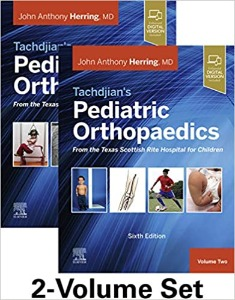 Tachdjian's Pediatric Orthopaedics(Include E-Book) 6ED