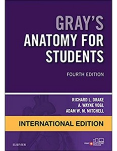 Gray's Anatomy for Students 4e(IE)