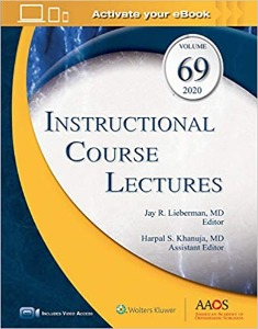 2020 Instructional Course Lectures, Volume 69