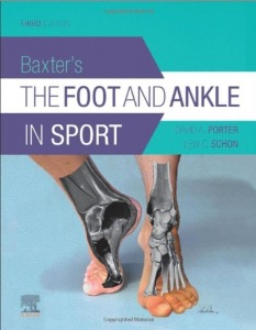 Baxter's The Foot and Ankle in Sport, 3ED