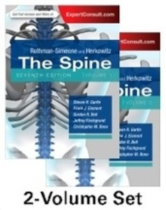 Rothman and Simeone The Spine, 2-Volume Set, 7ED