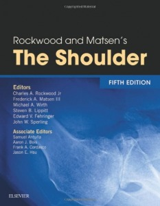 Rockwood and Matsen's The Shoulder, 5ED