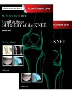 Insall & Scott Surgery of the Knee(2vols). 6ED