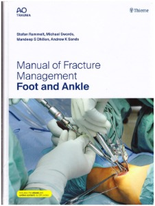 Manual of Fracture Management - Foot and Ankle