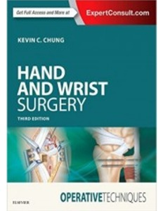 Operative Techniques: Hand and Wrist Surgery 3ED