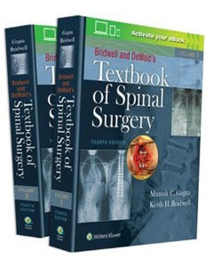 Bridwell and DeWald's Textbook of Spinal Surgery,4ED
